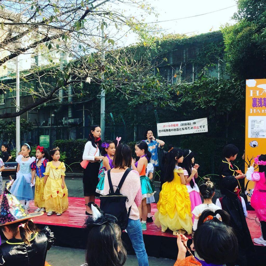 浅草地域の子供向けハロウィンイベント『裏浅草ハロウィン』開催(協賛)