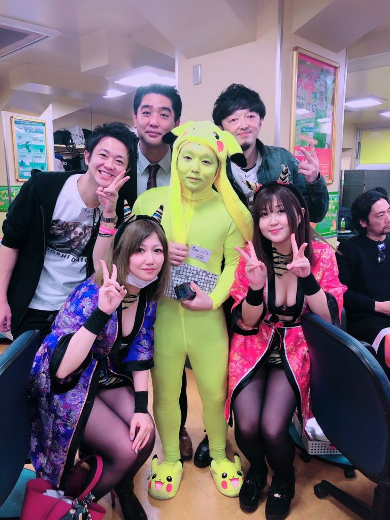 最高位戦日本プロ麻雀協会様主催ペアマッチイベントに企業協賛で参加